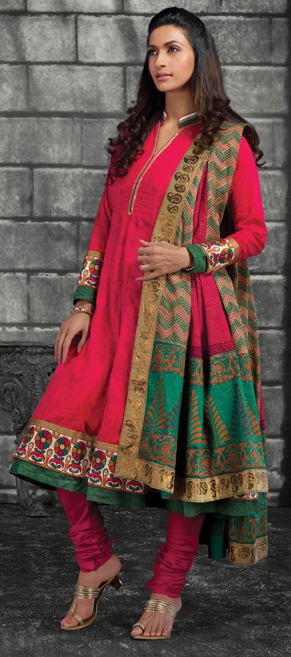 Latest Designs Of Salwar Kameez 2