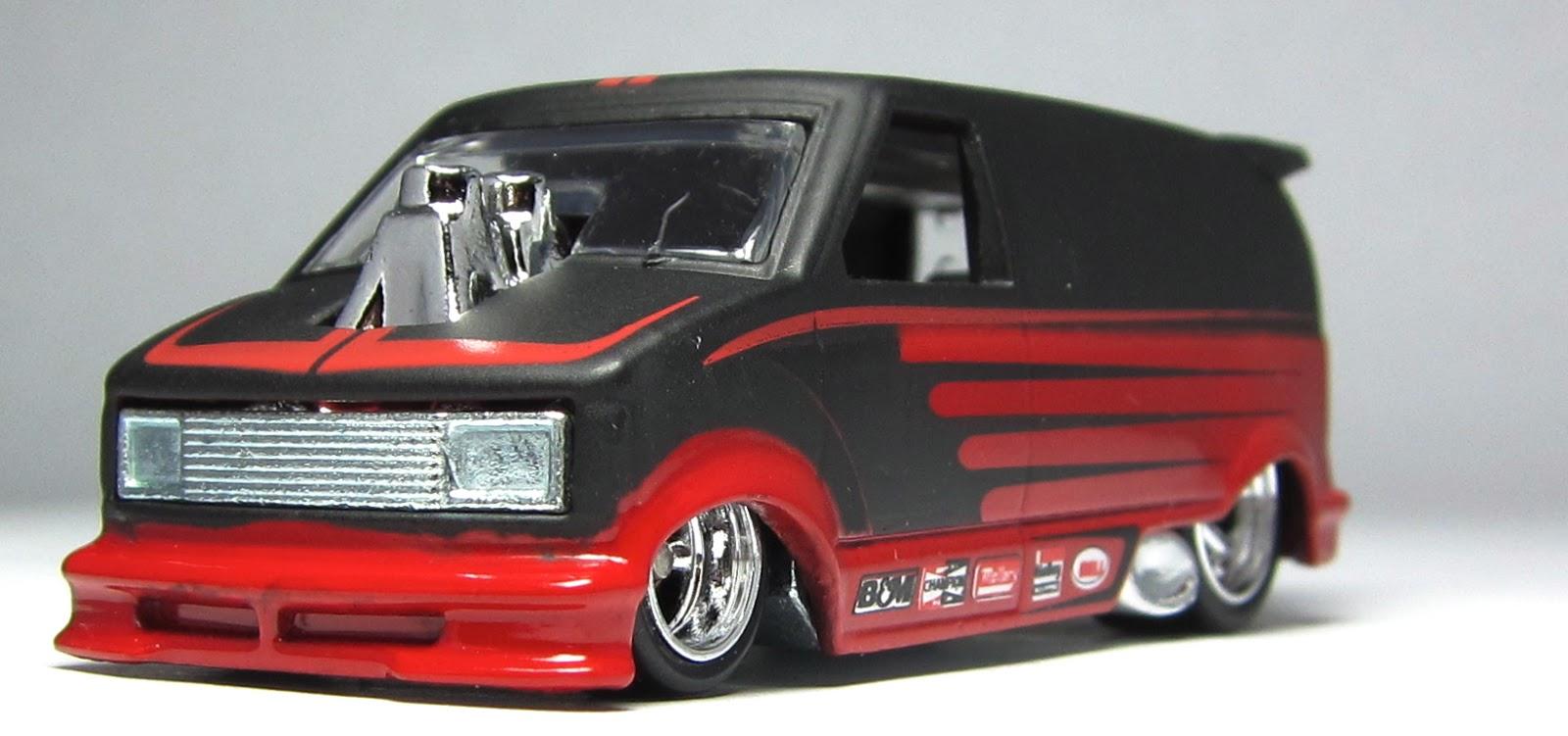 All Chevy chevy astro van : Boulevard '85 Chevy Astro Van - Hot Wheels Club ZA