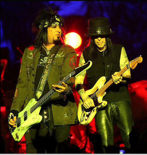 Official Release: Motley Crue Announces The Final Tour