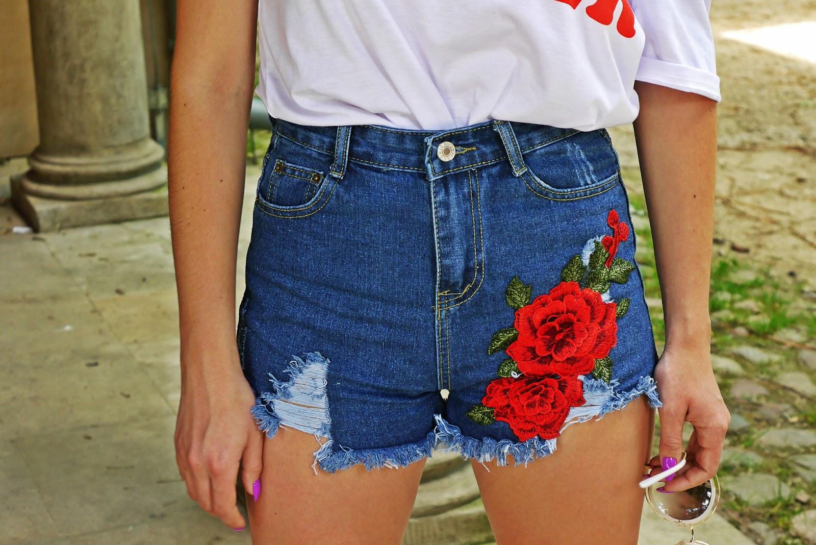 high_waist_shorts_rose_embroidery_shein_blog_modowy_karyn_130617a