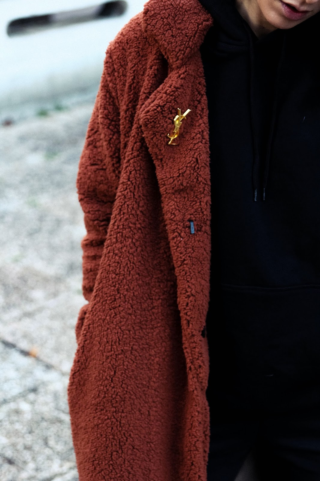 Look mode manteau hiver 2017-2018