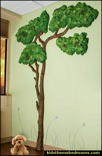 Decorating Theme Bedrooms Maries Manor Tree Murals