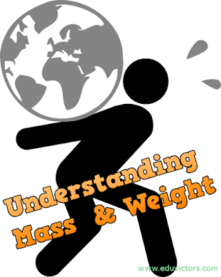 CBSE Class 11 / 9 -  Physics - Gravitation - Understanding Mass and Weight (#cbseNotes)