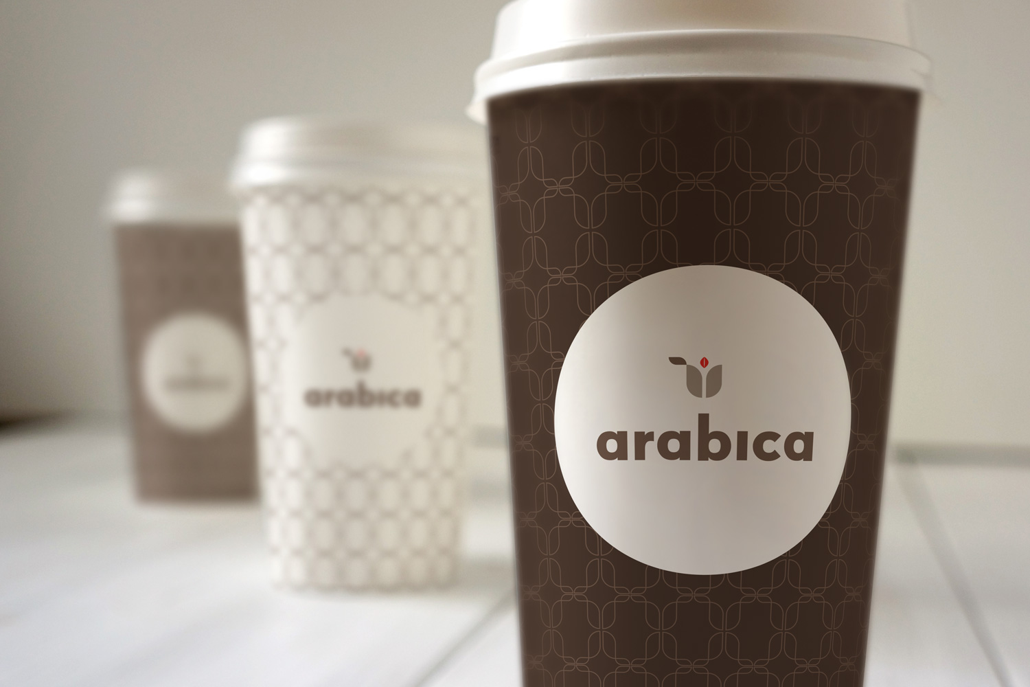Arabica Tea Coffee Zeist Arabica On Packaging Of The World Creative Package