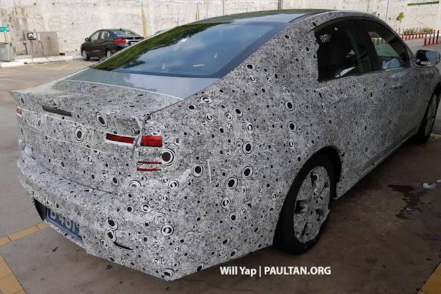 Proton Perdana 2016