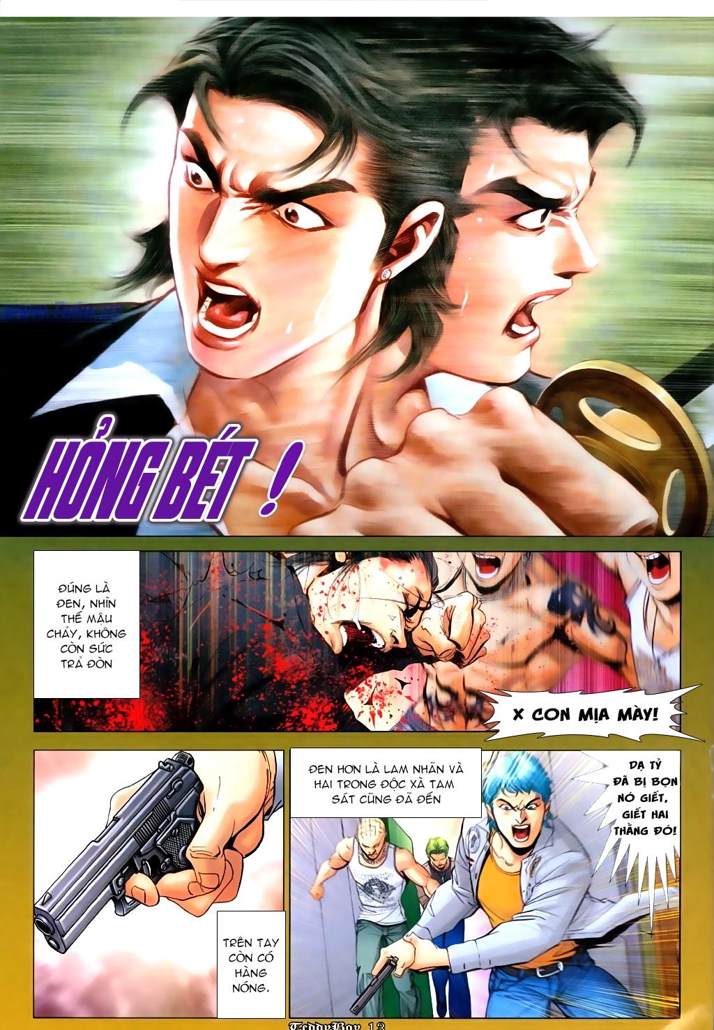 Người Trong Giang Hồ NetTruyen chap 1024 - Trang 10