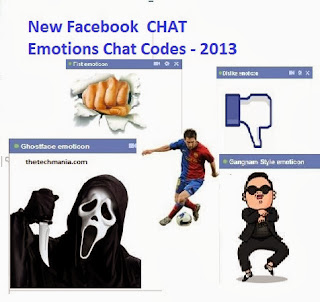facebook chat emotions 2013