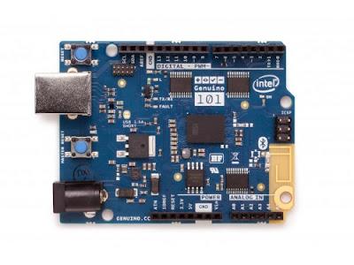 Spesifikasi Arduino/Genuino 101