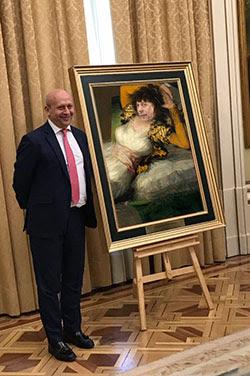 el villano arrinconado, humor, chistes, reir, satira, Wert, Goya