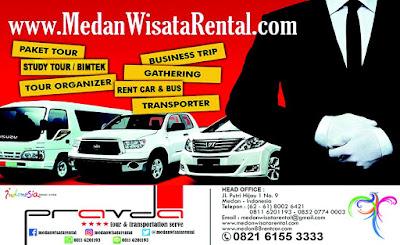 Rental Mobil Murah Terpercaya di Medan