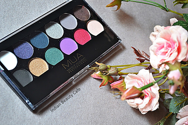 MUA Glamour Nights Eyeshadow Palette