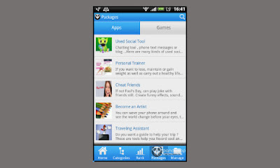 ماركت panda app للاندرويد