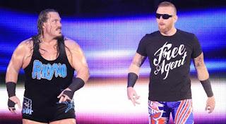 Health Slater Rhyno Smacktalk SmackDown Tag Team Champions WWE