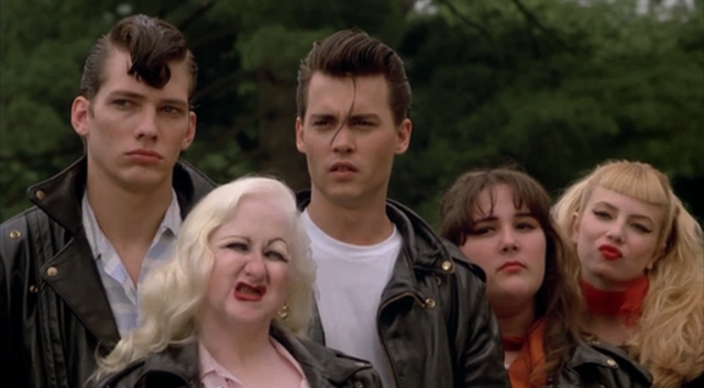 Just Mad about the Movies: Cry-Baby (1990)