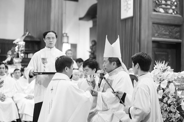 Lễ truyền chức Phó tế và Linh mục tại Giáo phận Lạng Sơn Cao Bằng 27.12.2017 - Ảnh minh hoạ 31