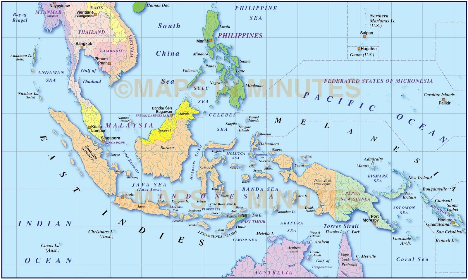 Peta Indonesia Peta Indonesia Hd Lengkap