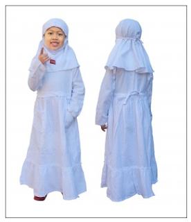 Baju Manasik Haji Anak TK/PAUD