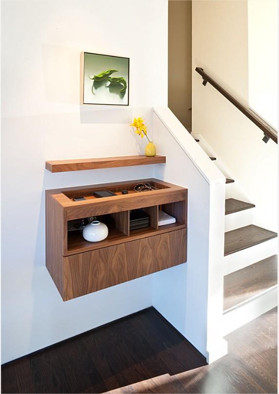 Móvel aparador para pequenos apartamentos - Achados de Decoração