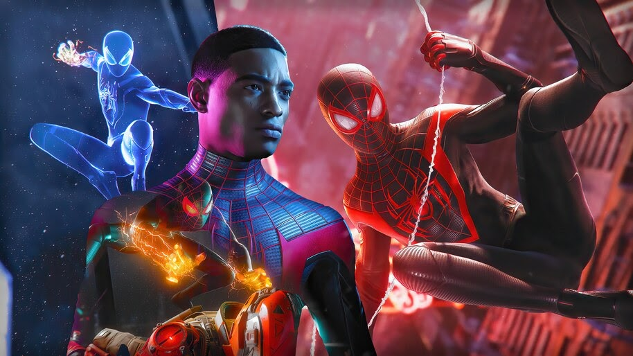 Spider-Man Miles Morales, PS5, 4K, #5.2060
