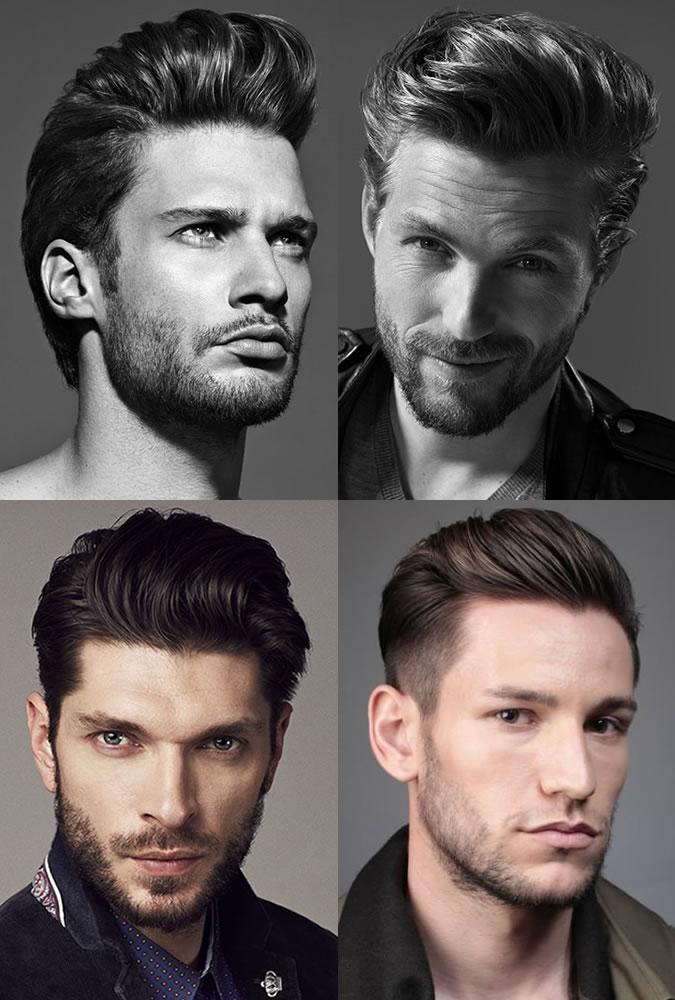 Fashion Pria: 9 Gaya Rambut Klasik Pria Yang Tak Lekang ...