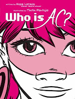 Book cover of Who Is AC by Hope Larson
