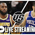 Live Streaming List: LA Lakers vs Philadelphia 76ers 2018-2019 NBA Season
