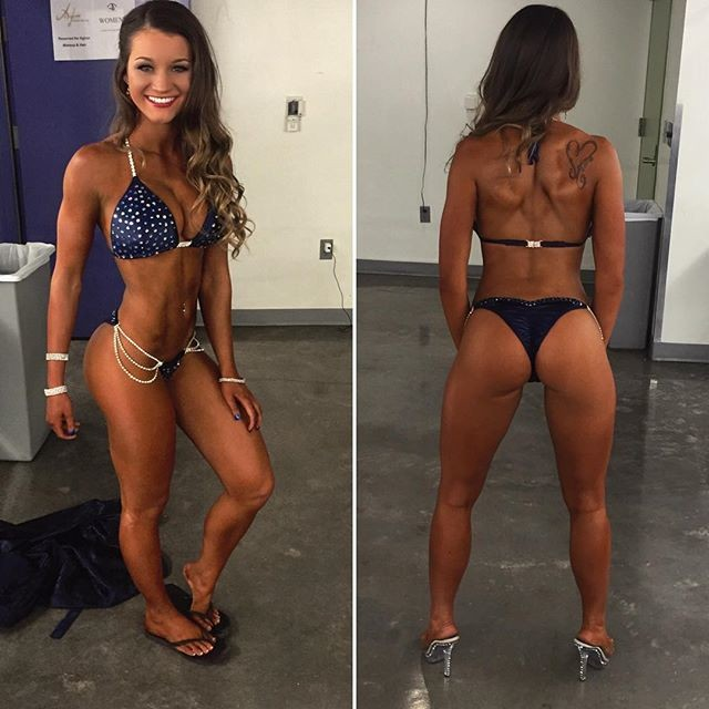 Fitness Model Bailey Knoles @baileyknoles Instagram photos