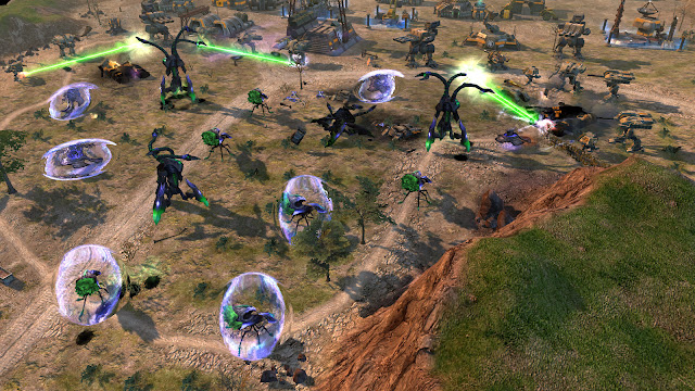 Command and Conquer 3 Kane's Wrath Free Download Screenshot 2