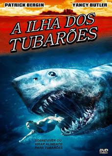 A Ilha dos Tubarões - BDRip Dublado