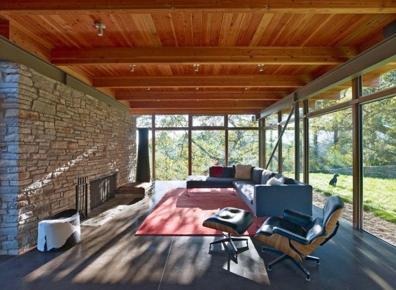 Hogares frescos c modos espacios chic en decoraci n de for Decoracion espacios interiores