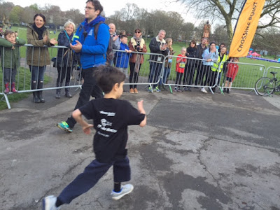 The Brighton Mini Mile race