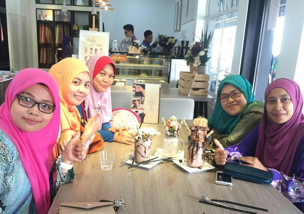 Wander Cafe By Tudungpeople Menu