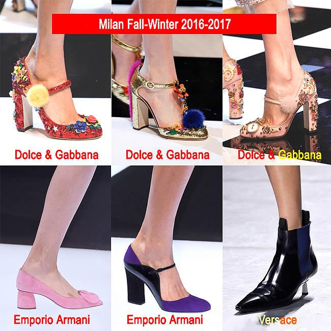 Model sepatu wanita terbaru 2016-2017 Dolce & Gabbana
