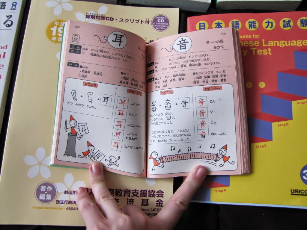 Great Text Books For Studying Japanese | Japanese Hobby