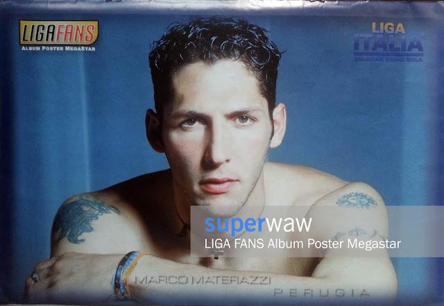 Marco Materazzi Perugia