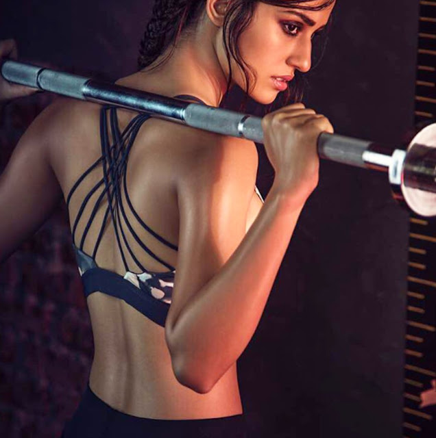 Disha Patani FHM India Hot Photoshoot 2017