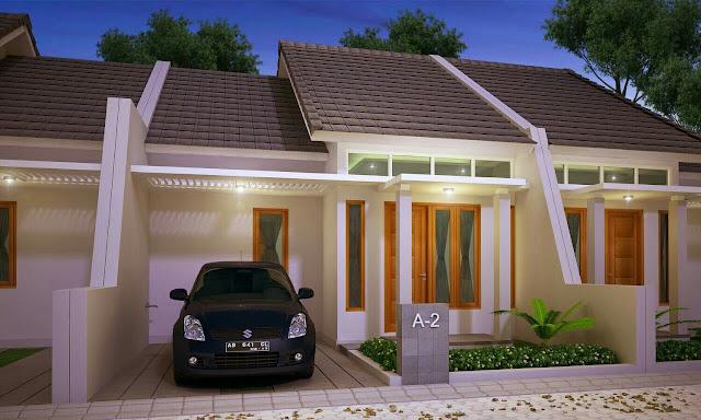 Rumah Murah Minimalis di Berbah dekat Bandara Jogja