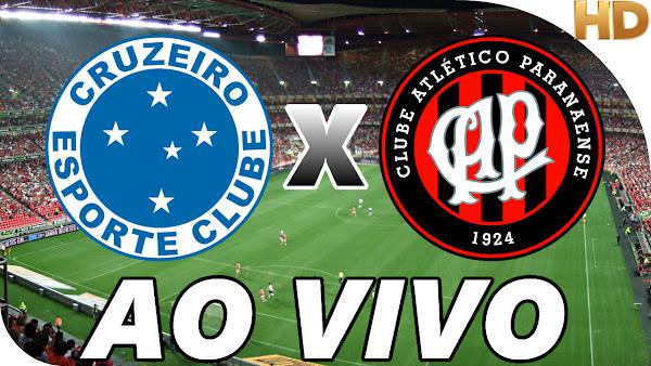 Assistir Cruzeiro x Atlético Paranaense Ao Vivo