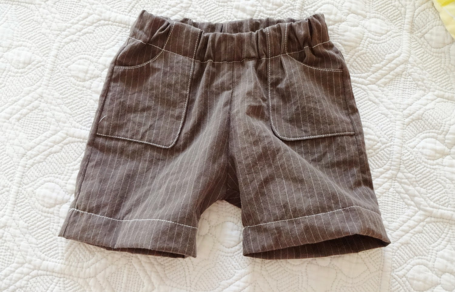SeeMeSew: Mens Shirt to shorts