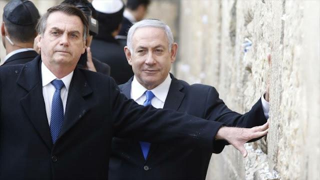 Bolsonaro da un paso más en su acercamiento a Israel
