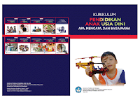 Download Kumpulan Buku PAUD Implementasi Kurikulum 2013
