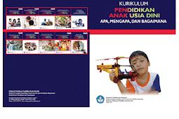 Kumpulan Buku PAUD Implementasi Kurikulum 2013