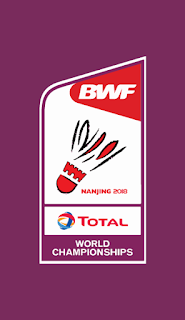 Jadwal Total BWF World Championships 2018