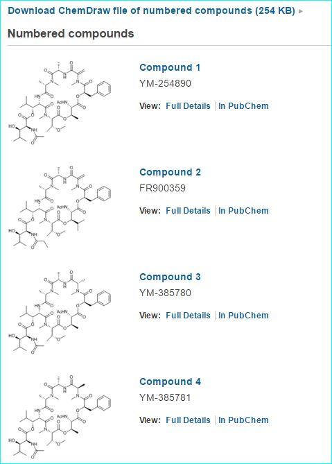 Tales of curation (I) | Bio <-> Chem
