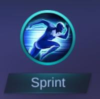 spell mobile legend Sprint
