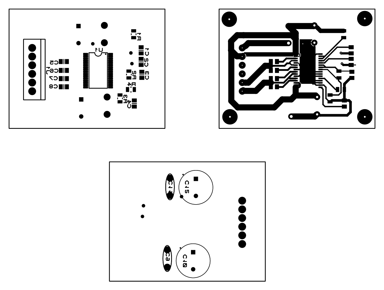 Tpa3116d2 Power Amplifier Class D Schematic Electronic Circuit 150w Lm3886 Pcb Layout Design 100w