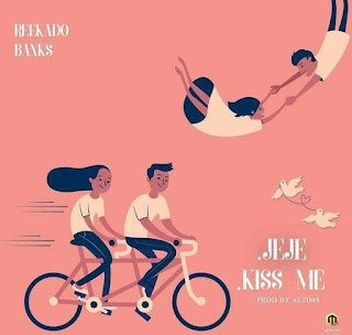"Reekado Banks - ""Easy (Jeje)"" Lyrics"