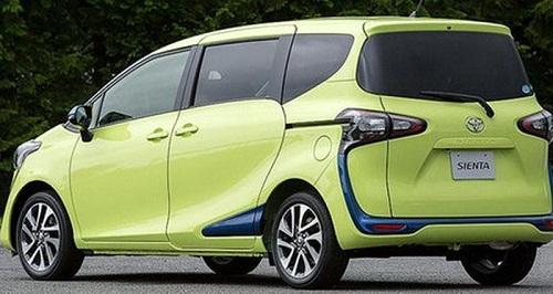 Spesifikasi Dan Harga Mobil Toyota Sienta Terbaru 2016