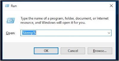hapus file tidak penting