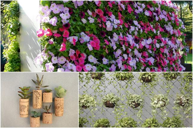 Vertical Garden: 10 Amazing Designs To Inspire
